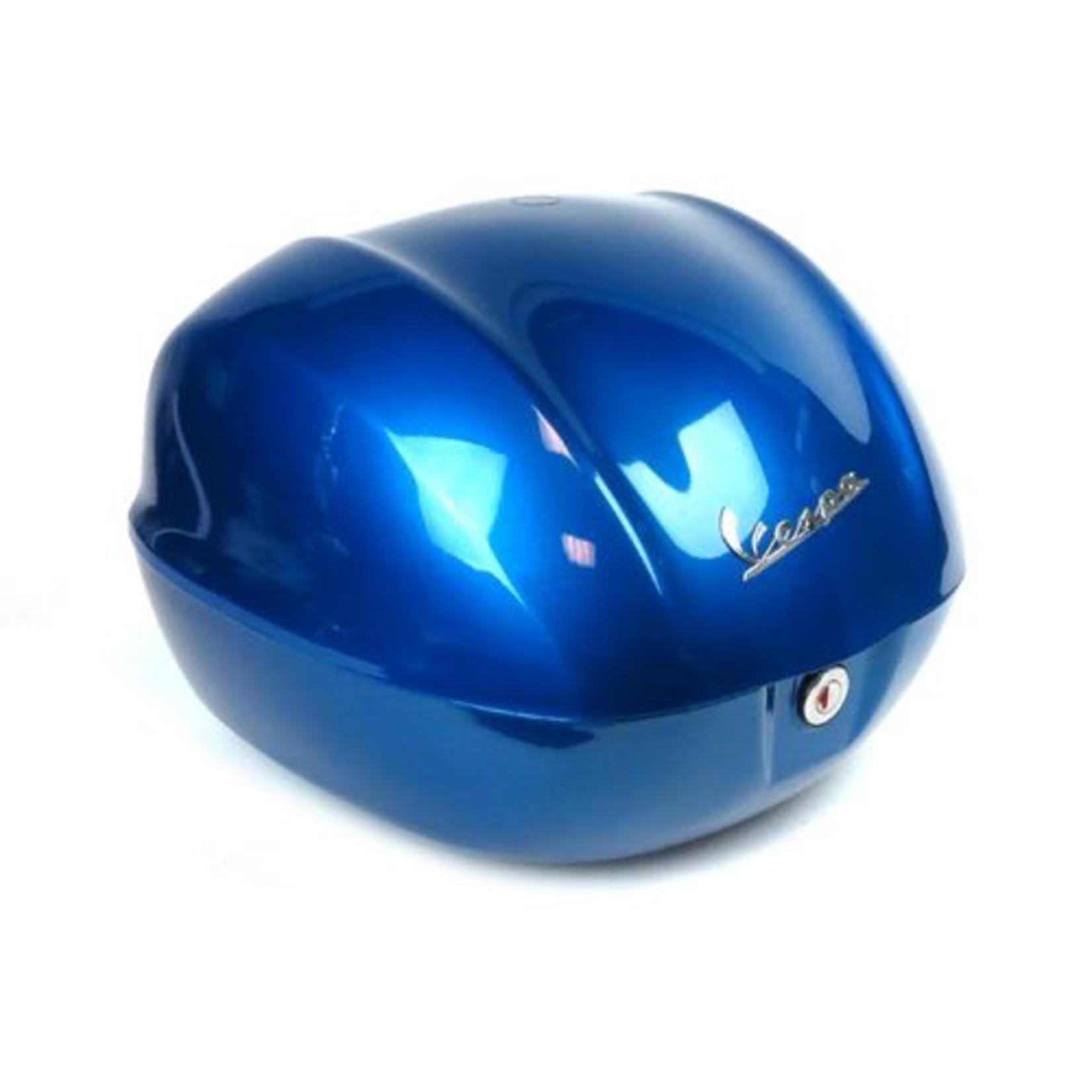 Accessories Top Case, Vespa Sprint Blue Gaiolo