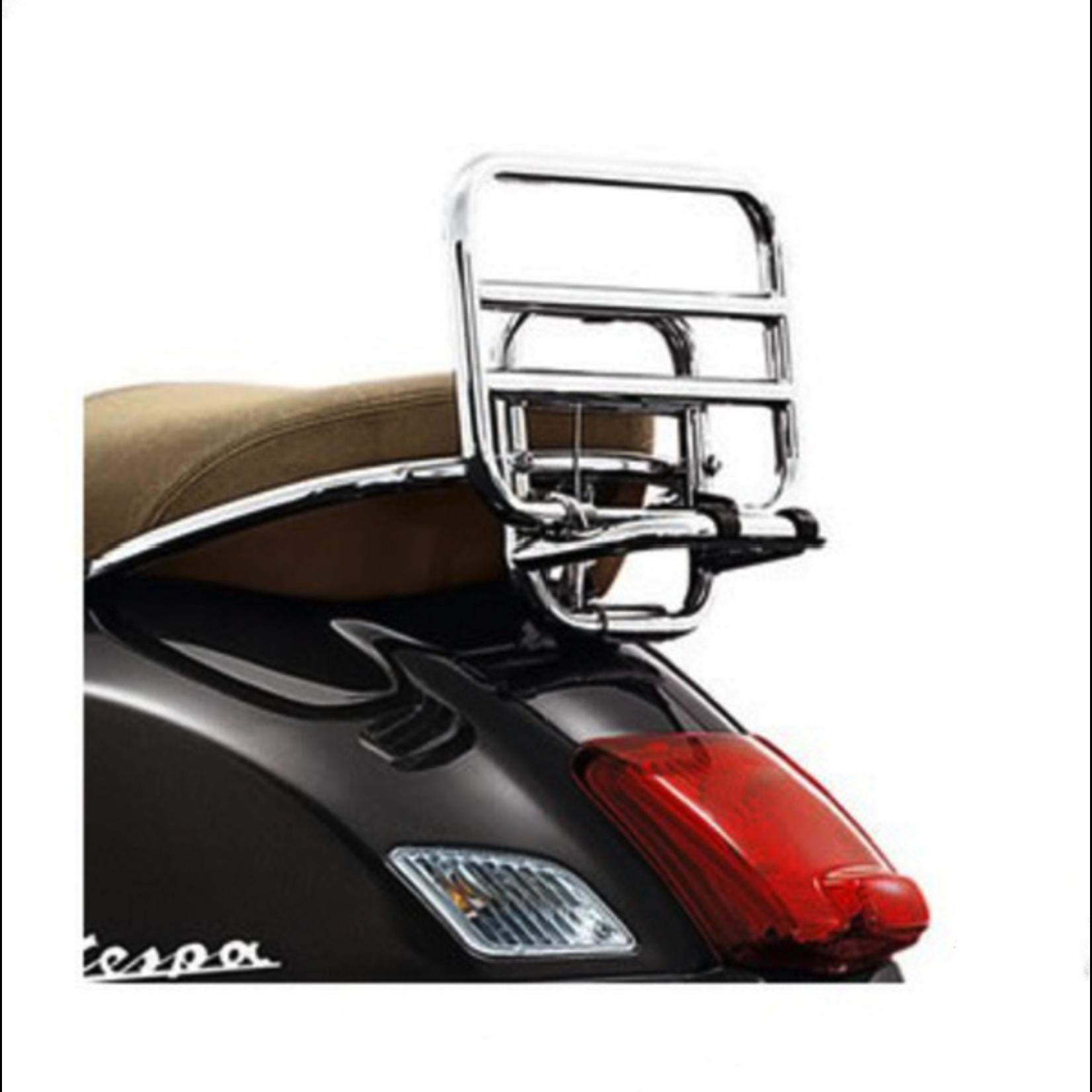 Accessories Rack, GTS Super Rear OEM Chrome Folding