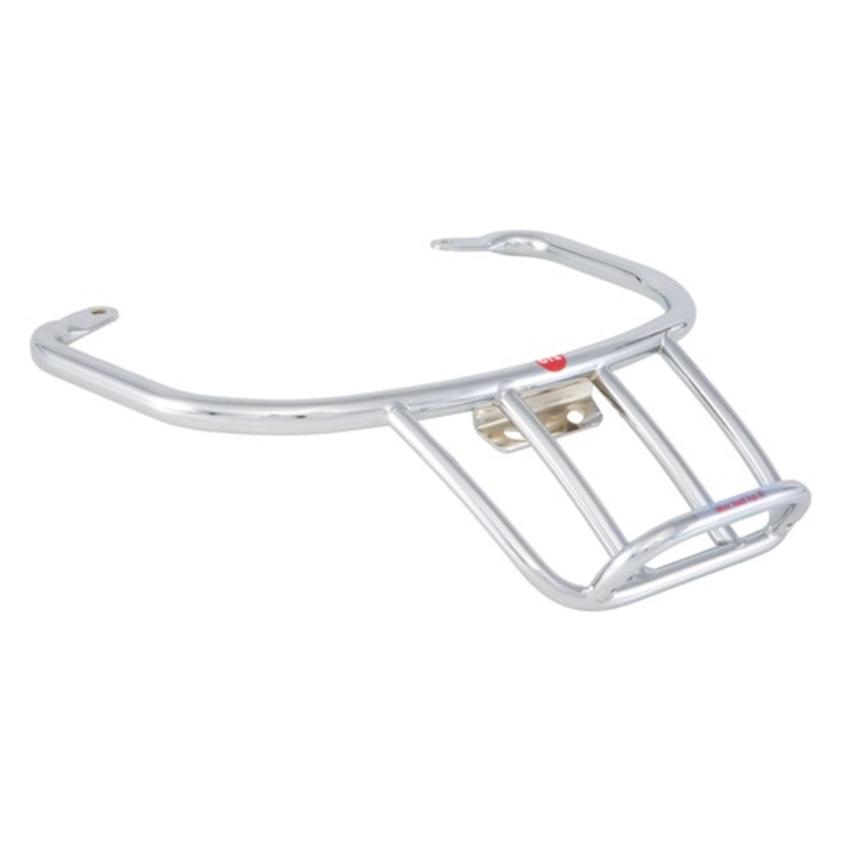 Accessories Rack, Primavera/Sprint 70's Grab Handle Luggage Rack Chrome