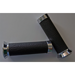Accessories Hand Grips, LX Black Leather