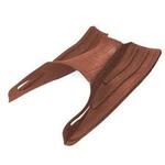 Accessories Floor Mat, Rubber Mat GTS/V Brown