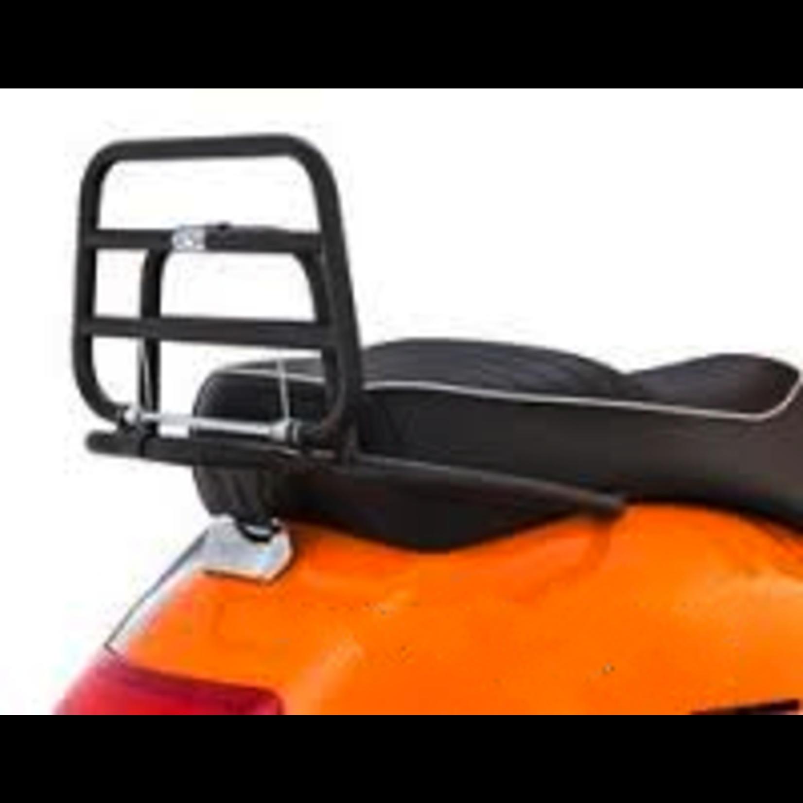 Accessories Rack, Rear GTS Matte Black FA Ital