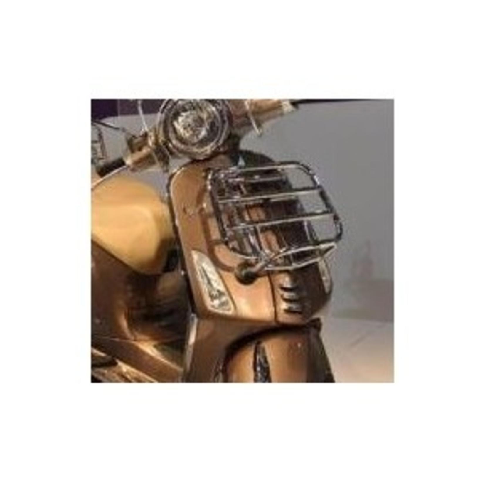 Accessories Rack, Vespa Primavera Front