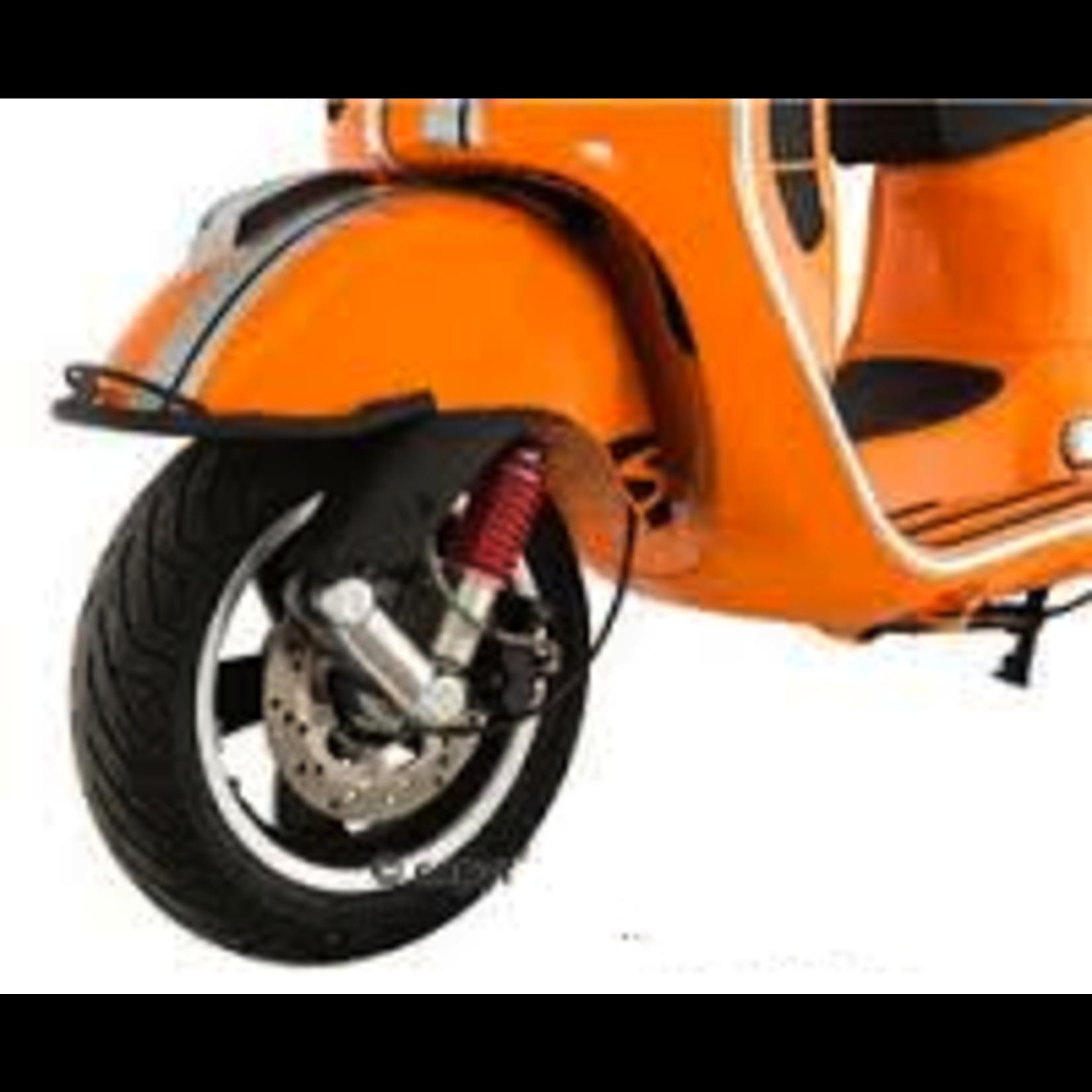 Accessories Protector, GT/GTS Front Fender Matte Black FA Italia