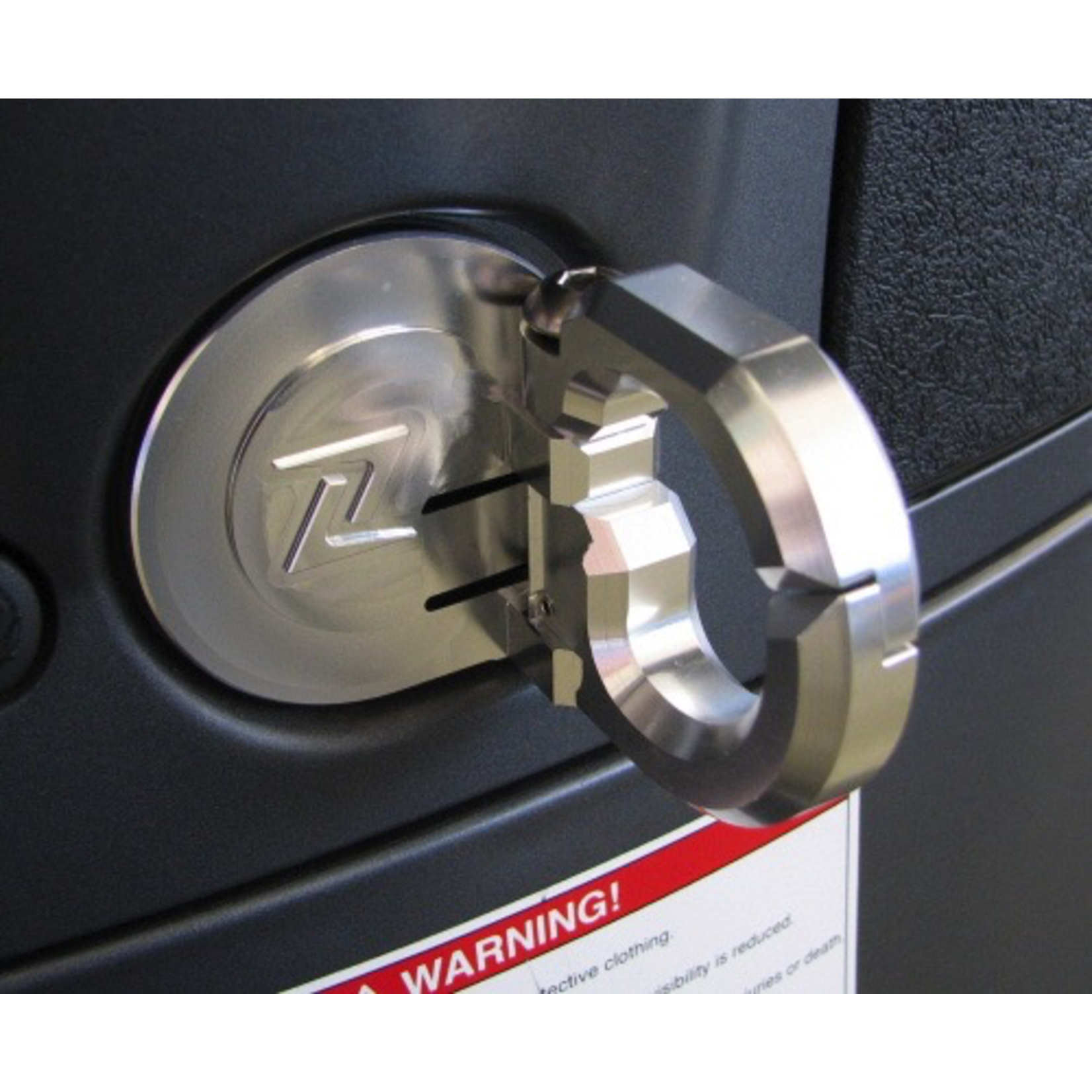 Accessories Luggage Hook, Zelioni CNC Chrome