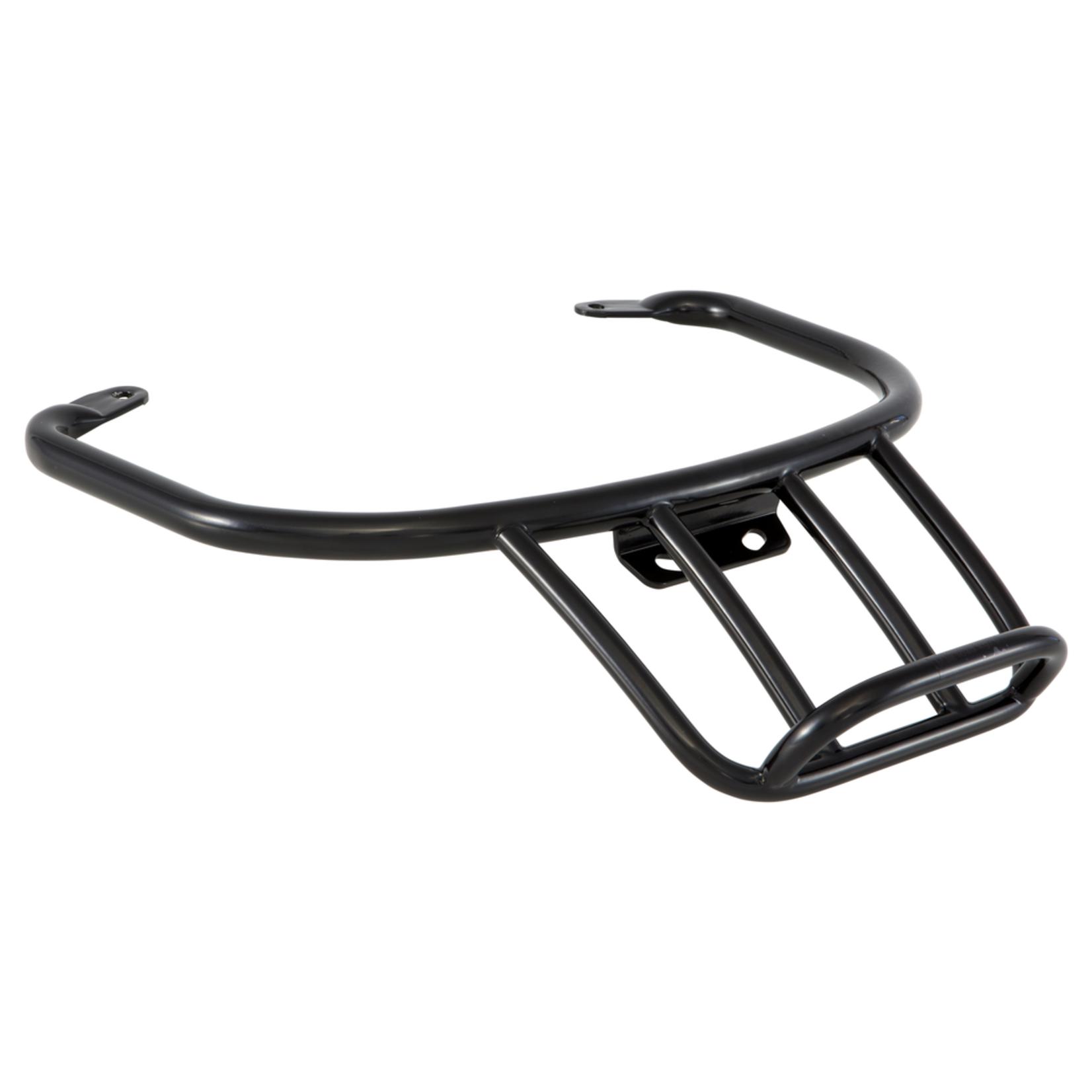 Accessories Rack, GTS 70's Grab Handle Luggage Rack Black