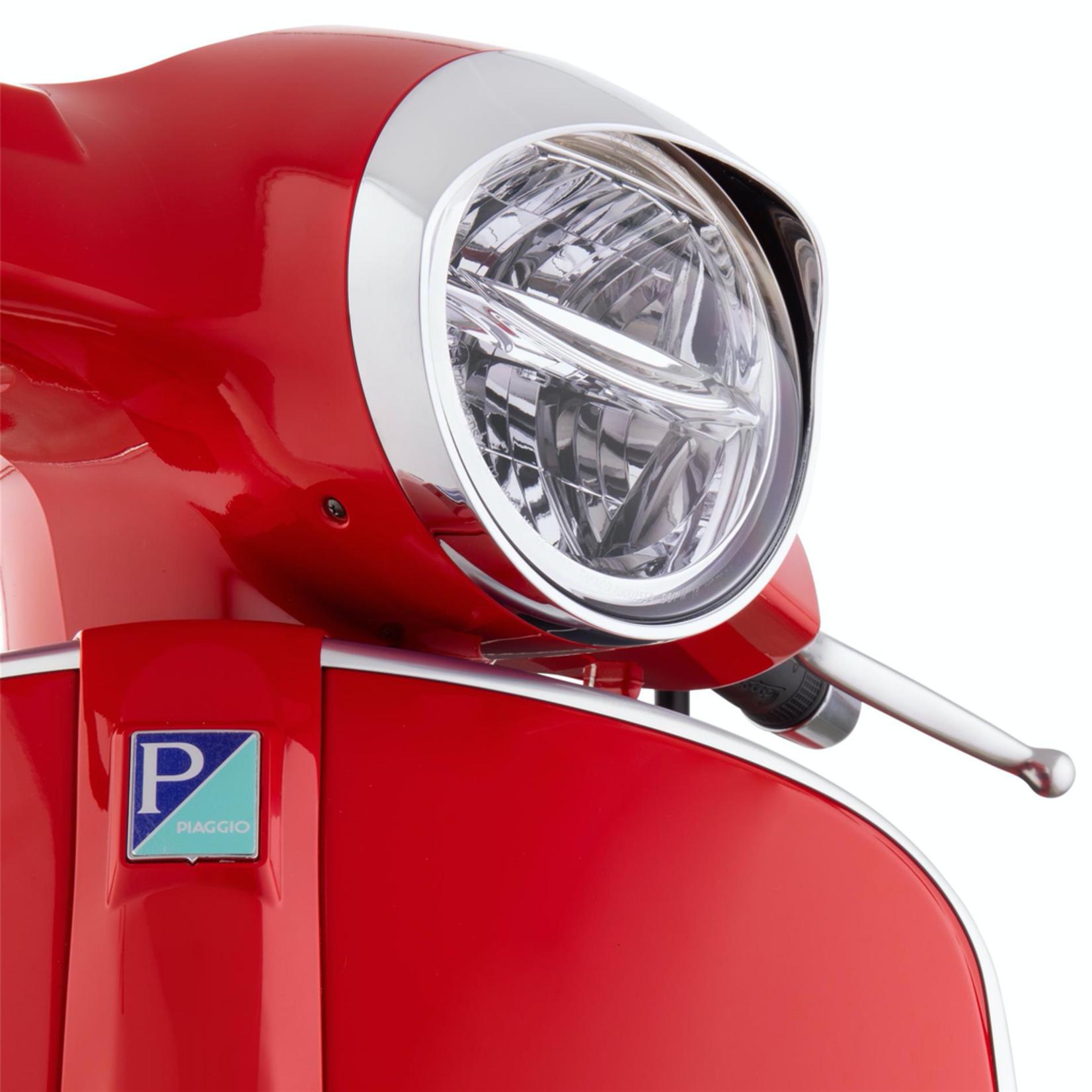 Accessories Headlamp Ring w/Visor, GTS 300 HPE Chrome