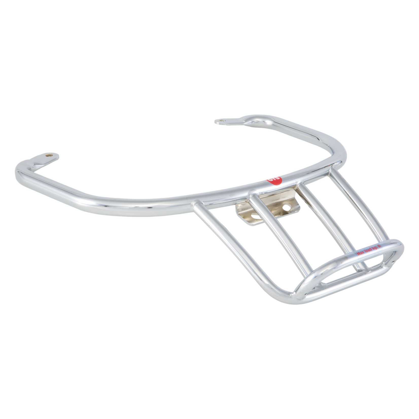 Accessories Rack, GTS 70's Grab Handle Luggage Rack Chrome