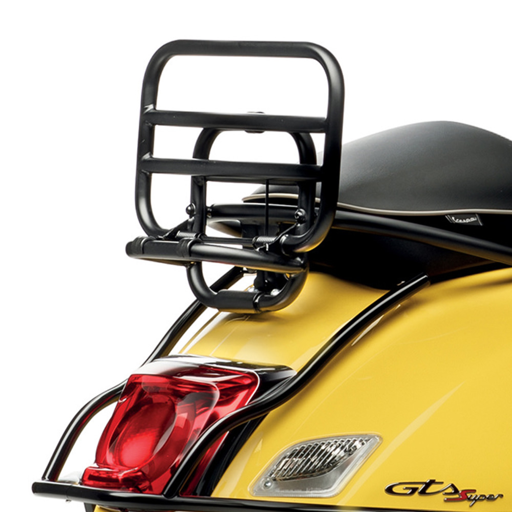 Accessories Rack, GTS Super Rear OEM Black Folding