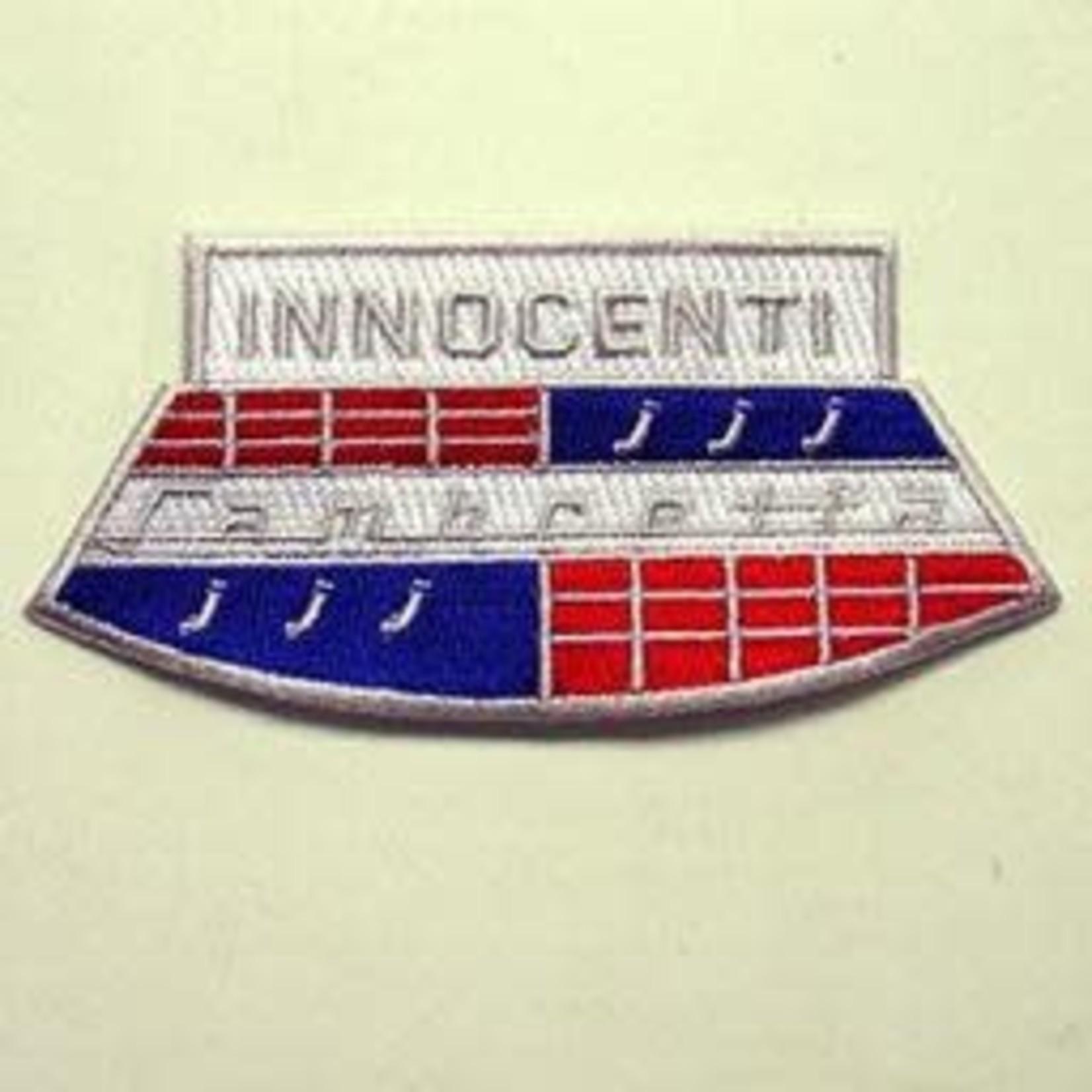 Lifestyle Patch, Lambretta Innocenti Badge