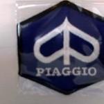 Lifestyle Patch, Piaggio Hexagon Shield