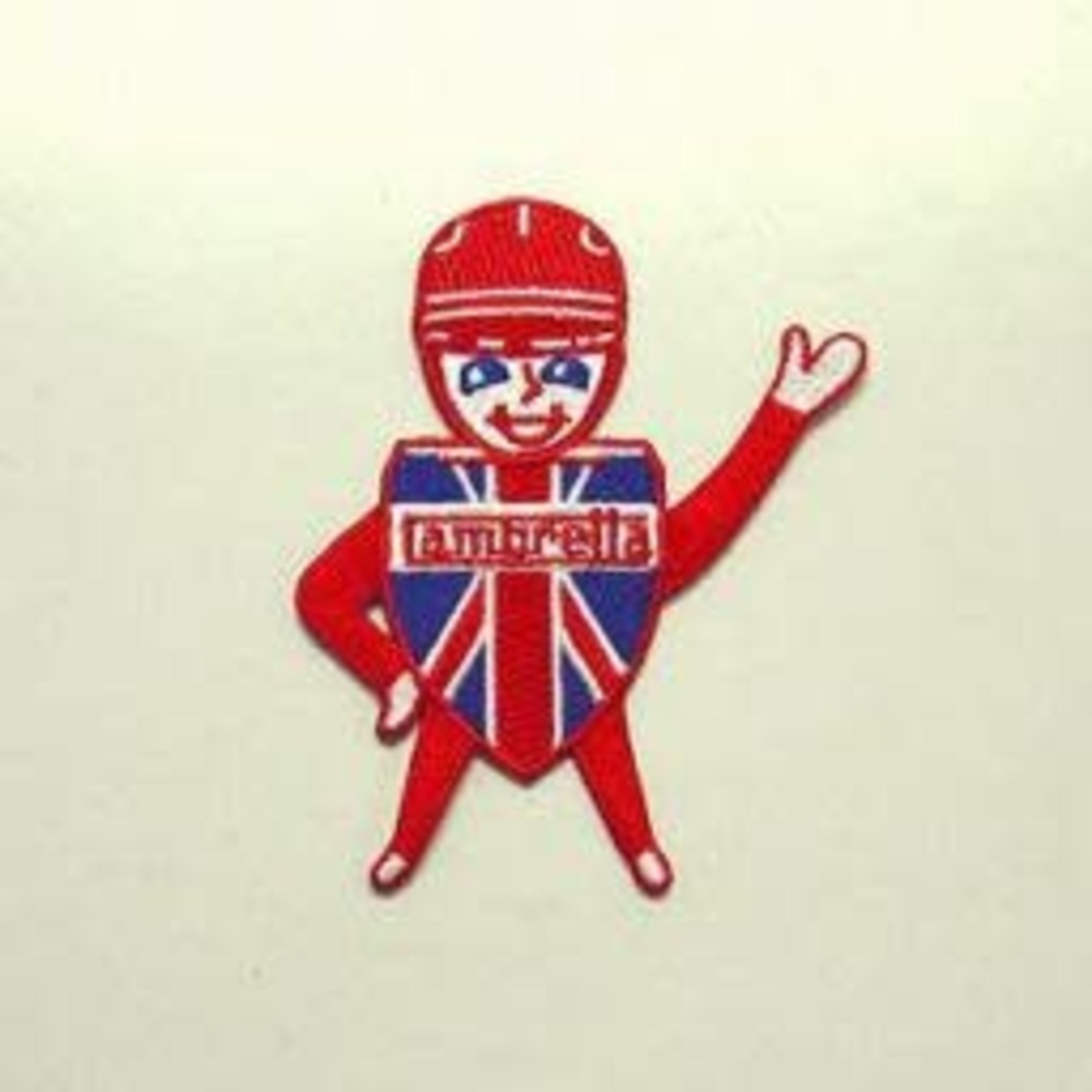 Lifestyle Patch, Lambretta Man