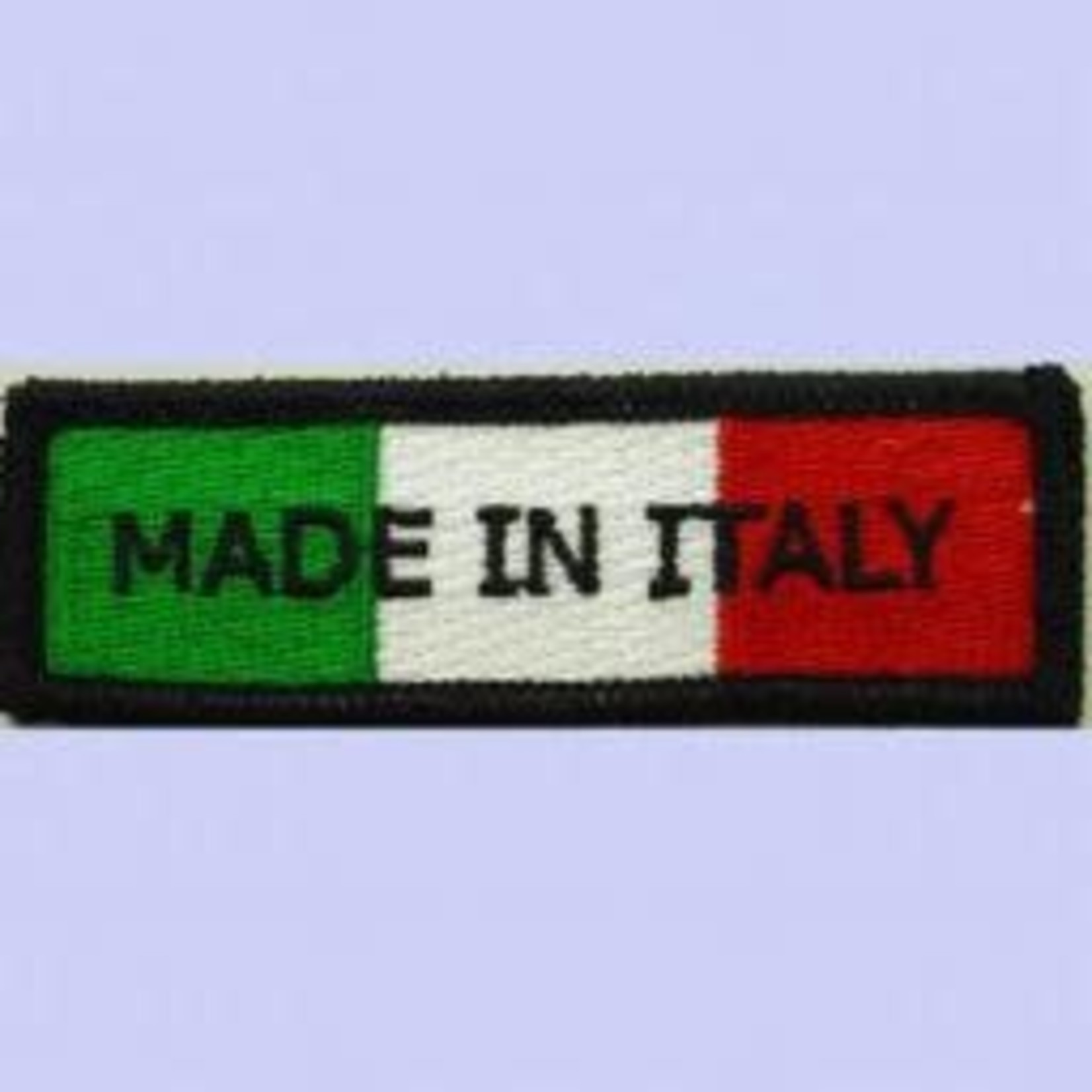 Lifestyle Patch, Made in Italy