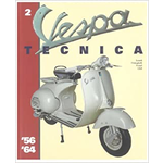 Lifestyle Book, 'Vespa Tecnica' Vol 2