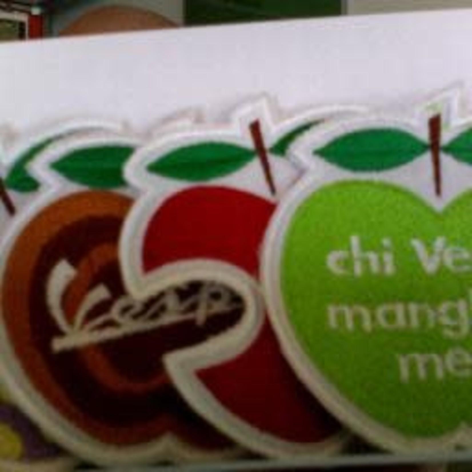Lifestyle Patch, Vespa Apple