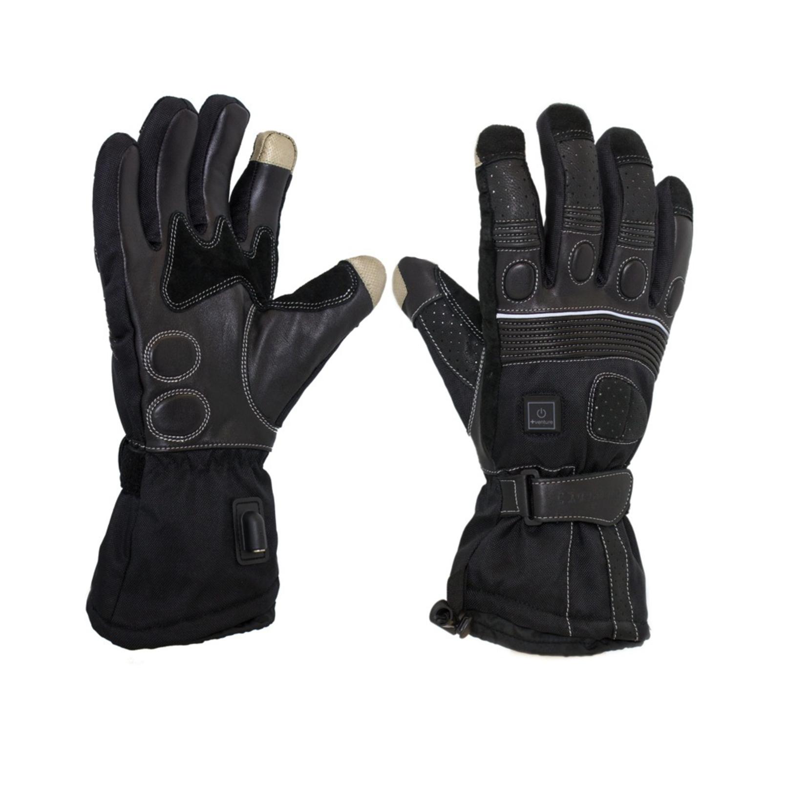 Apparel Gloves, Venture+ Heated Temp-Control (Non battery)