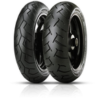 Parts Tire, 130/70/13 Diablo 63P Rear