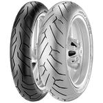 Parts Tire, 120/70-14 Pirelli Diablo 55S (Front)