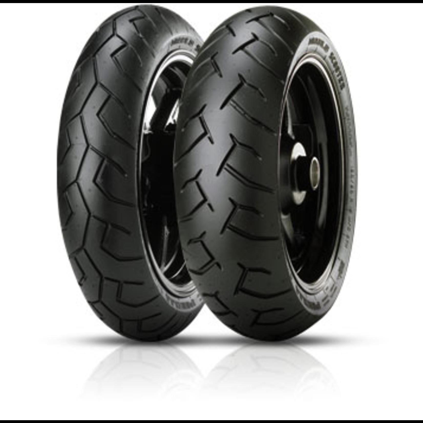 Parts Tire, 100/80-16 Pirelli Diablo TL 50P