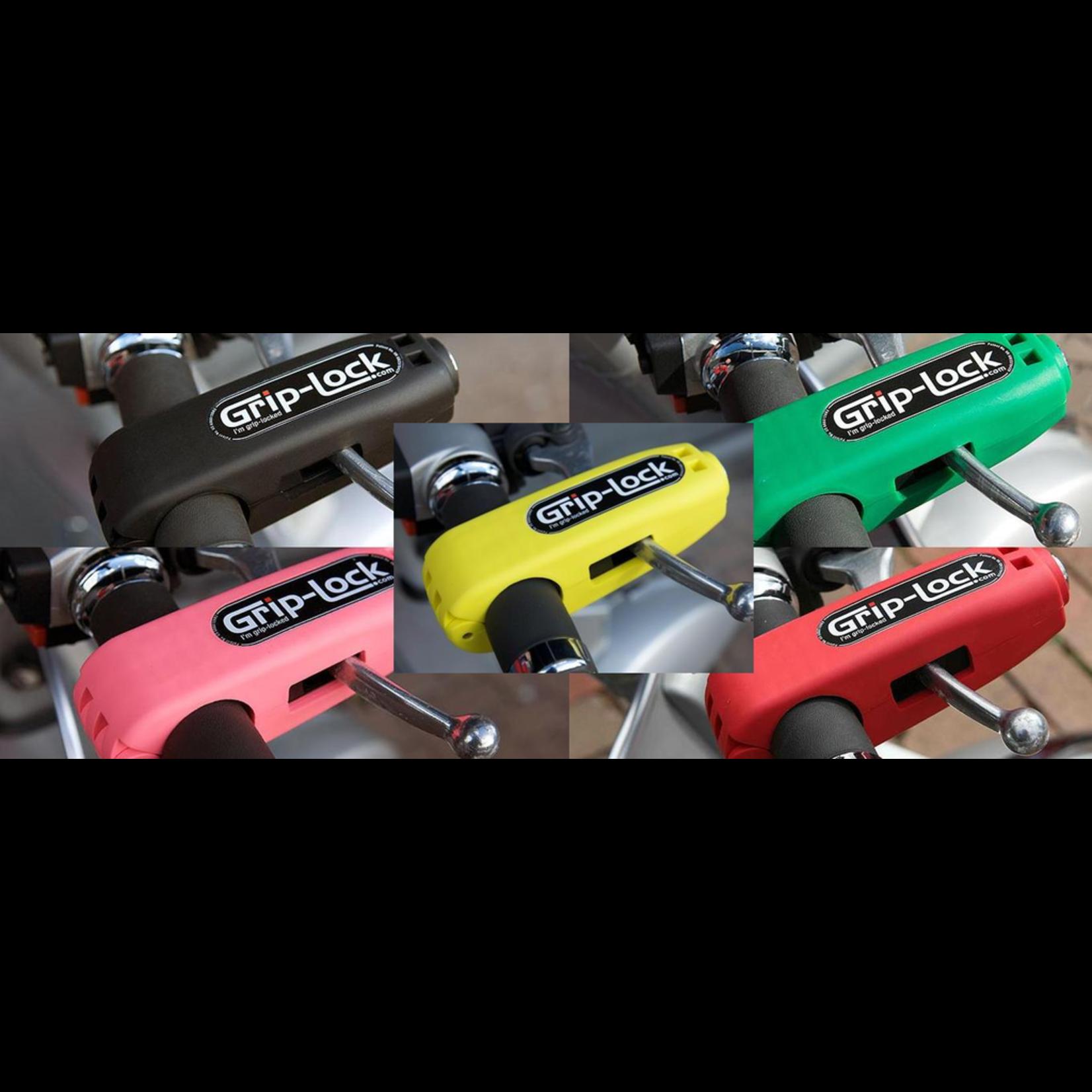 Accessories Grip-Lock Throttle/Brake Security Lock (9 Colours)