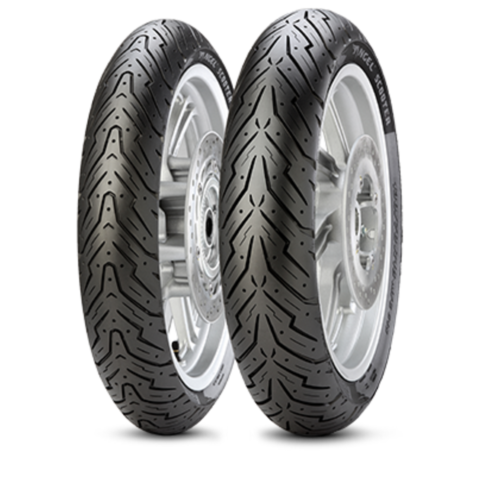 "Parts Tire, Pirelli Angel 130/70-12"" (62P) Rear"