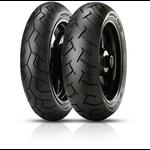 Parts Tire, 130/70-12 Pirelli Diablo TL 62P