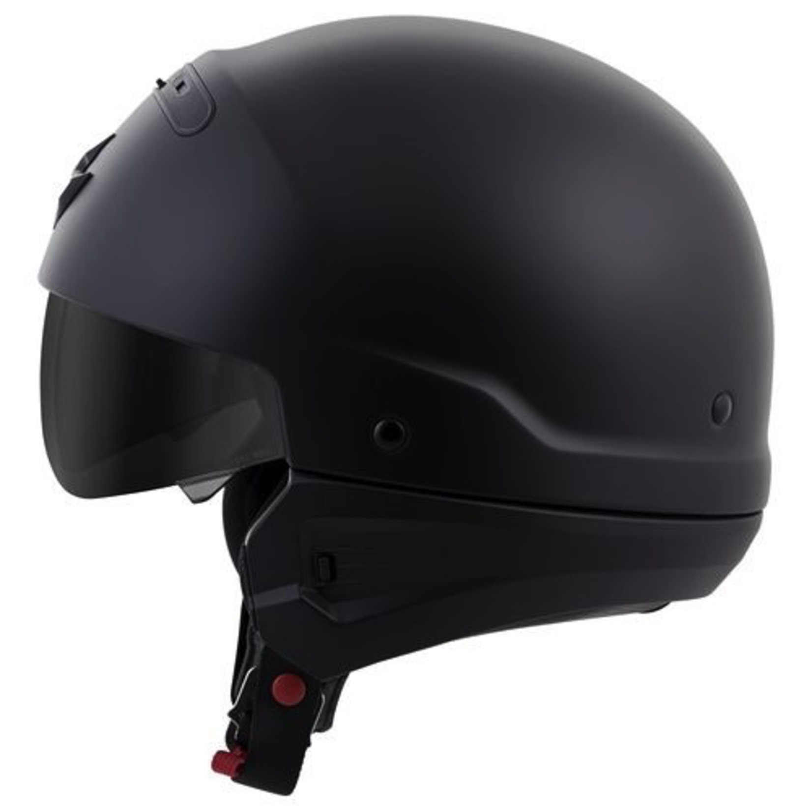 Apparel Helmet, Scorpion Covert Hybrid Matt Black