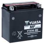 Parts Battery, Yuasa YTX14-BS