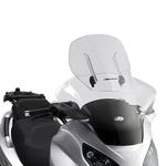 Accessories Windshield, MP3 Tourer GIVI Air-Stream