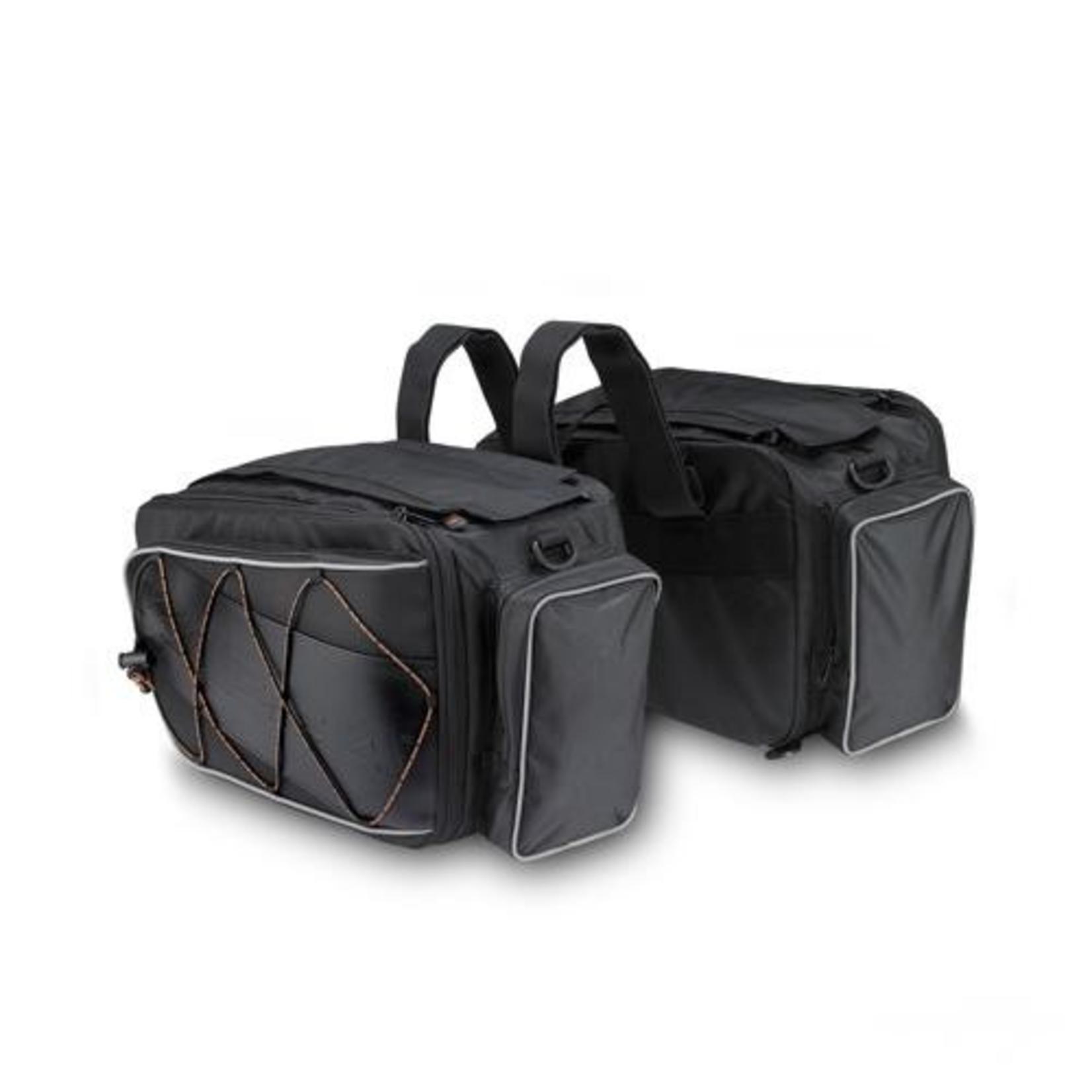 Accessories Saddlebags, Kappa TK760 20-29 ltr