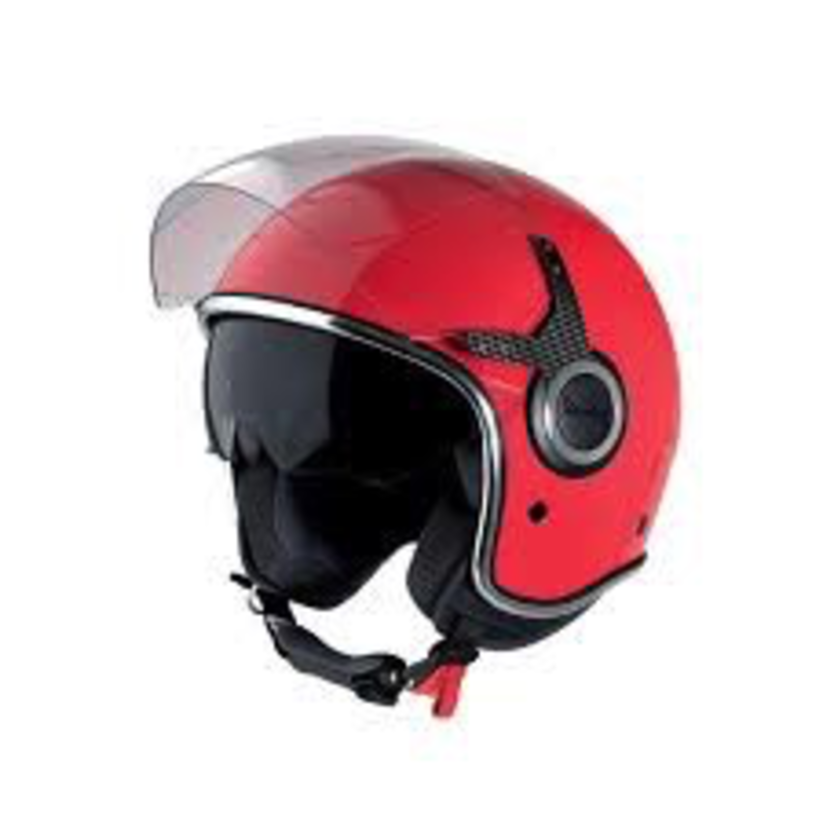 Apparel Helmet, Vespa VJ Red