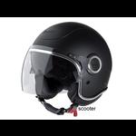 Apparel Helmet, Vespa VJ Matt Black