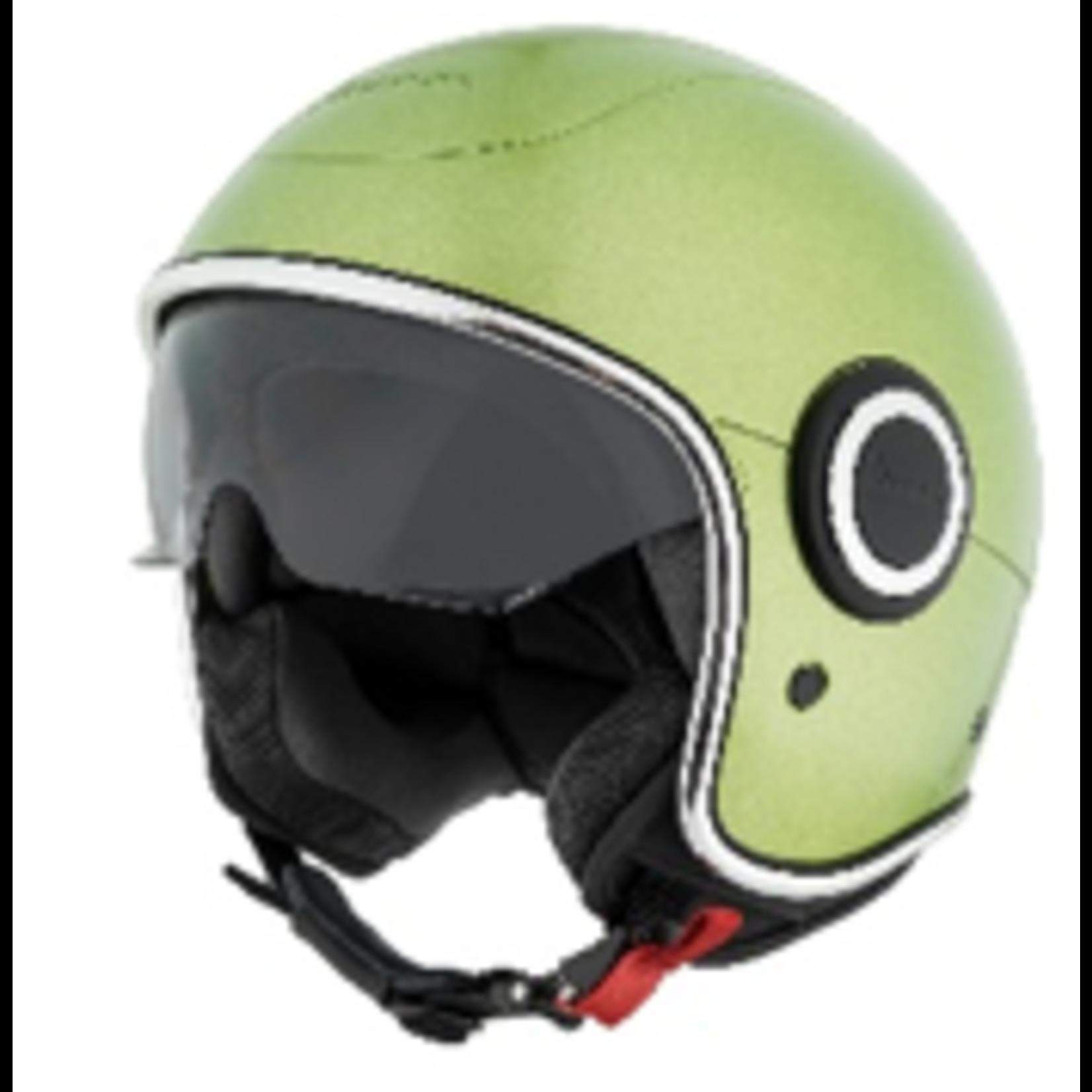 Apparel Helmet, Vespa VJ1 Green Met.341/A