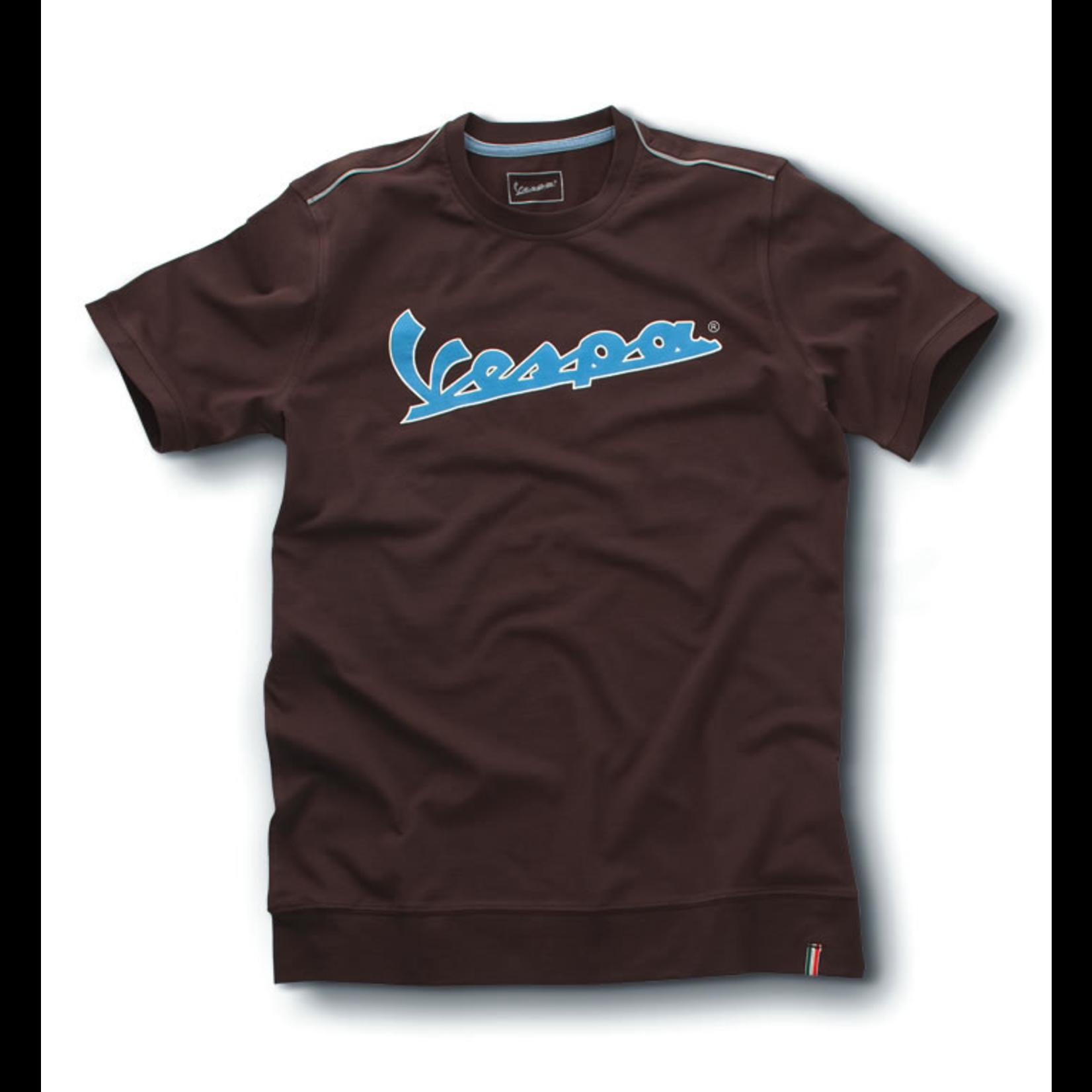 Apparel T-Shirt, Men's Vespa Brown LG