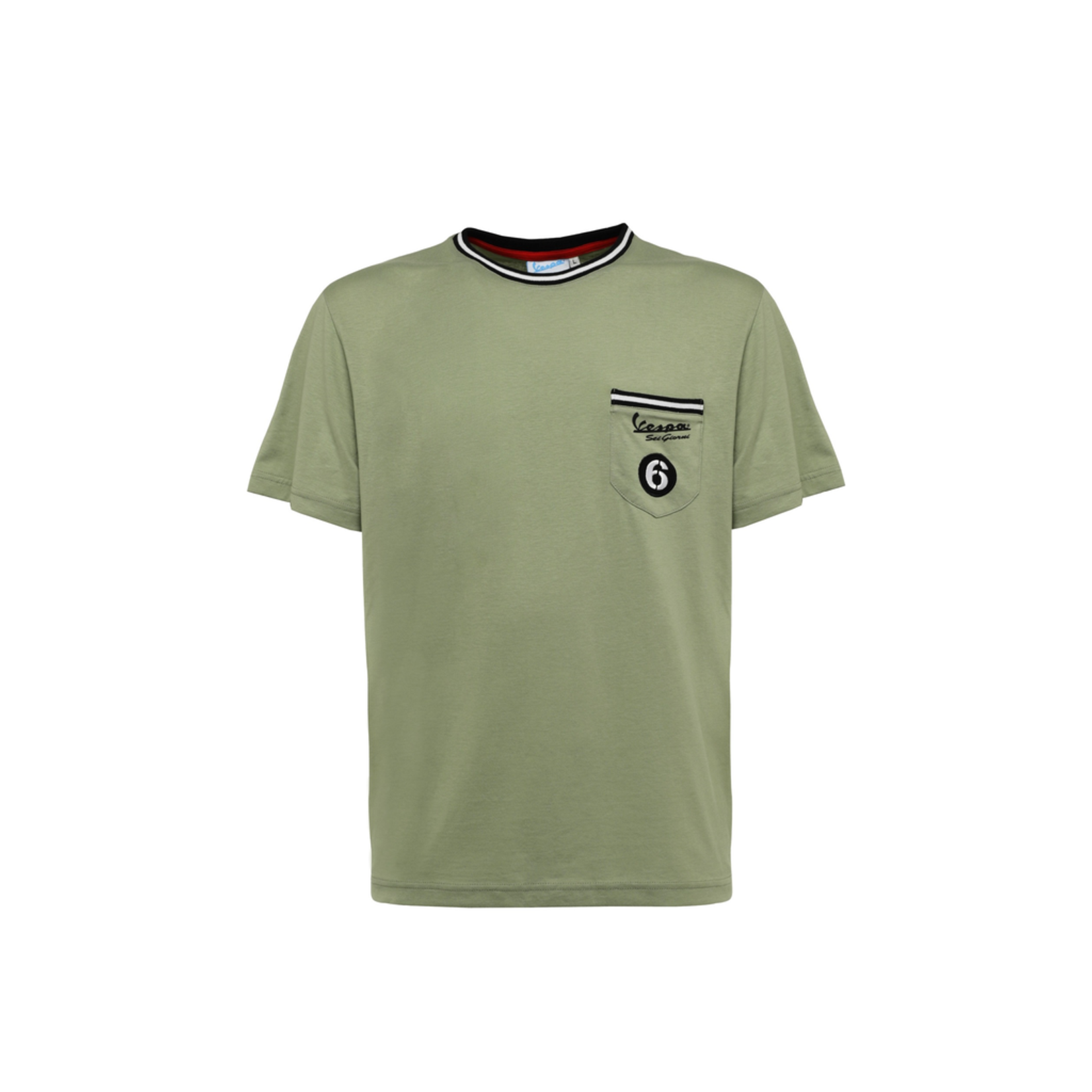 Apparel T-Shirt, Men's Sei Giorni Green