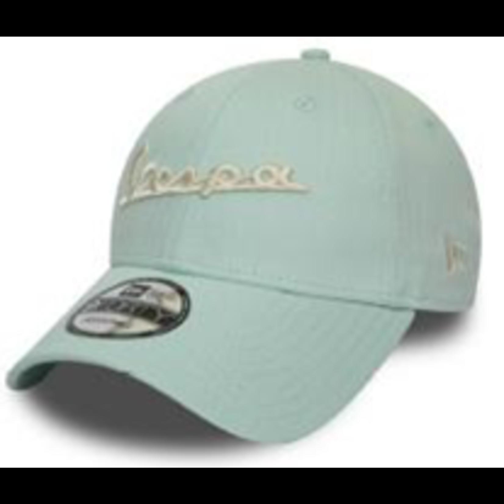 Apparel Hat, Vespa Teal Ball Cap