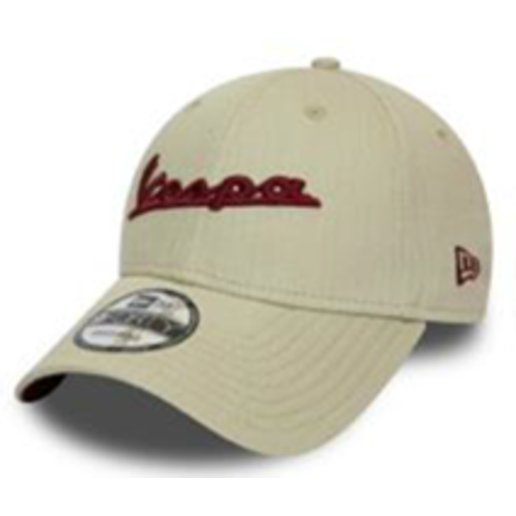 Apparel Hat, Vespa White Ball Cap