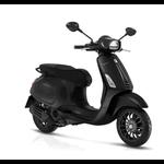 Vehicles Vespa, 2020 Sprint 150 i-GET Notte Edition