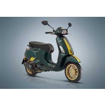 Vehicles Vespa, 2021 Sprint 50 i-GET Racing 60's Edition Green