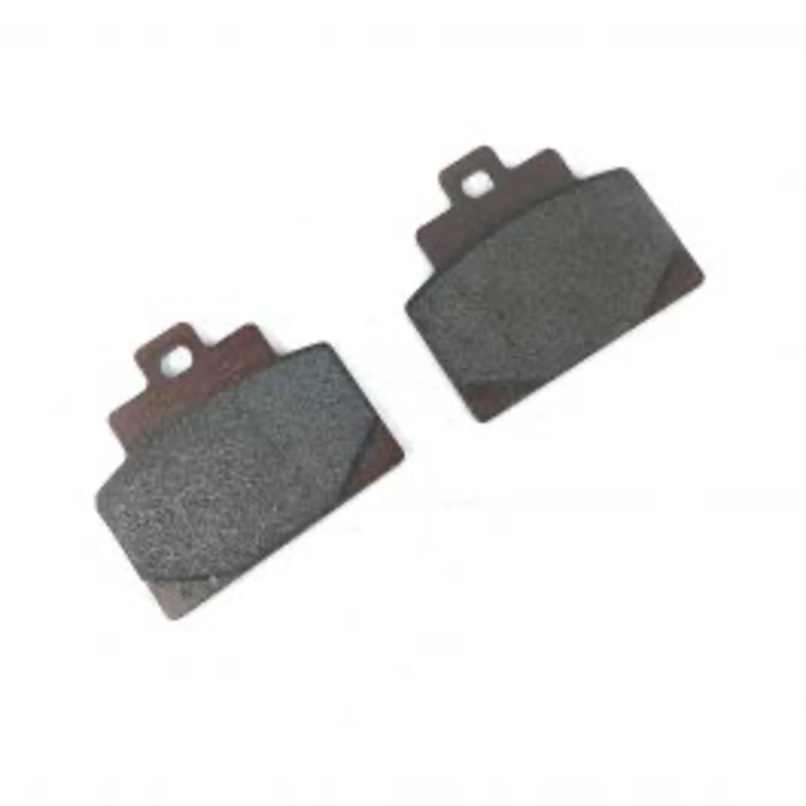 Parts Brake Pad, Front MP3-500 (15-18)