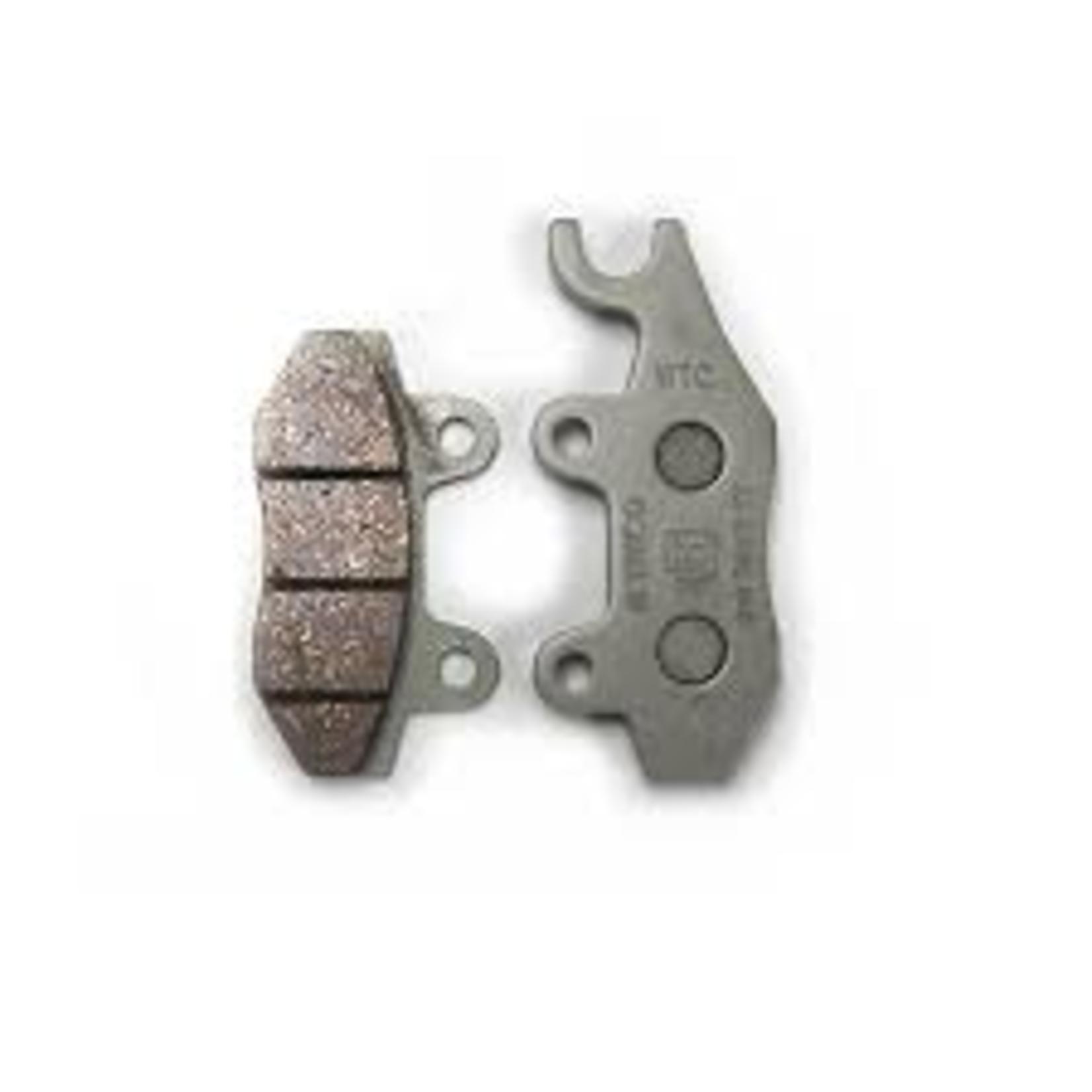 Parts Brake Pads, Front  (GT GTS GTV GT60 GT Super BV250 Fly50 Fly150, Primavera, MP3400/500 rear (497116)