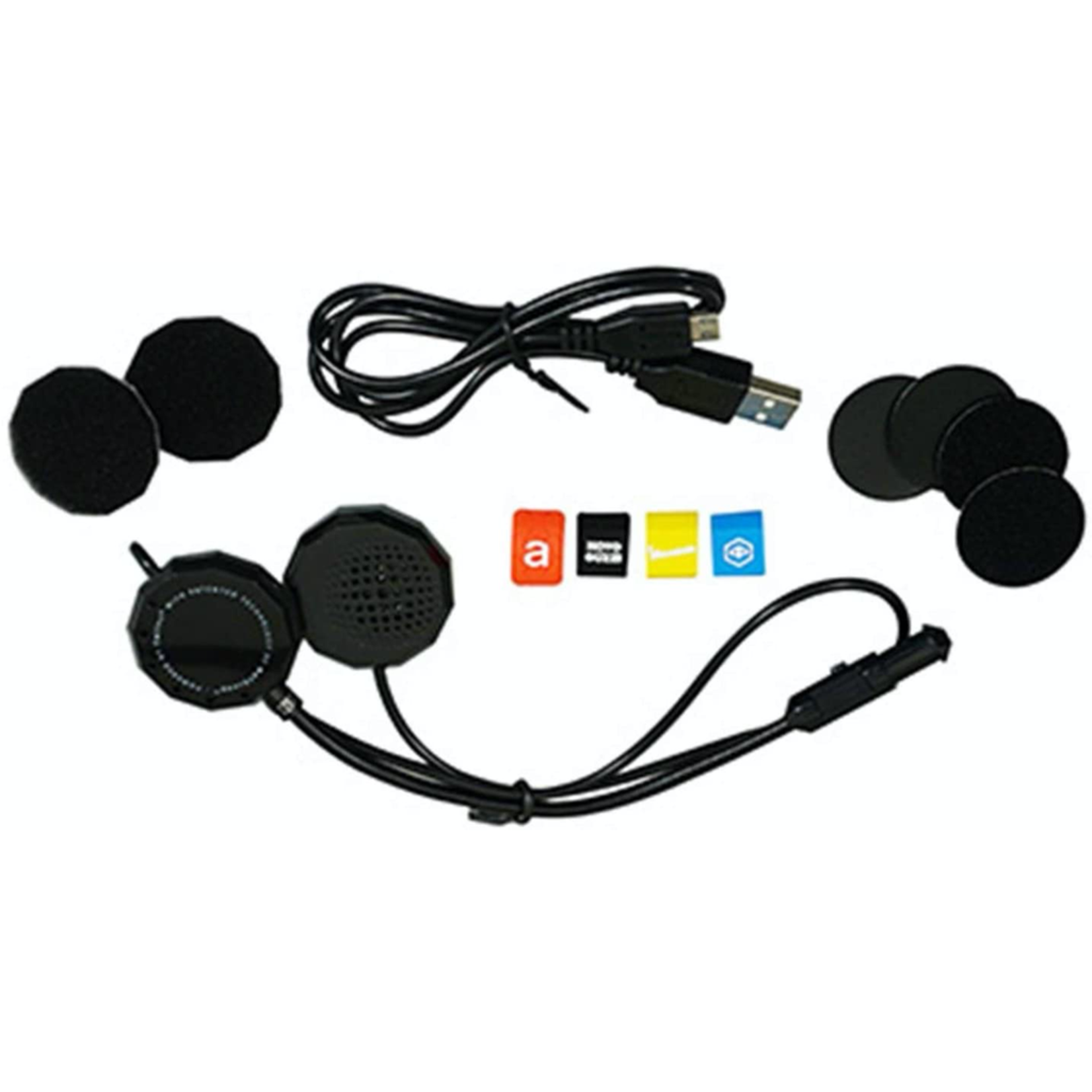 Accessories Bluetooth Communication System, Vespa OEM