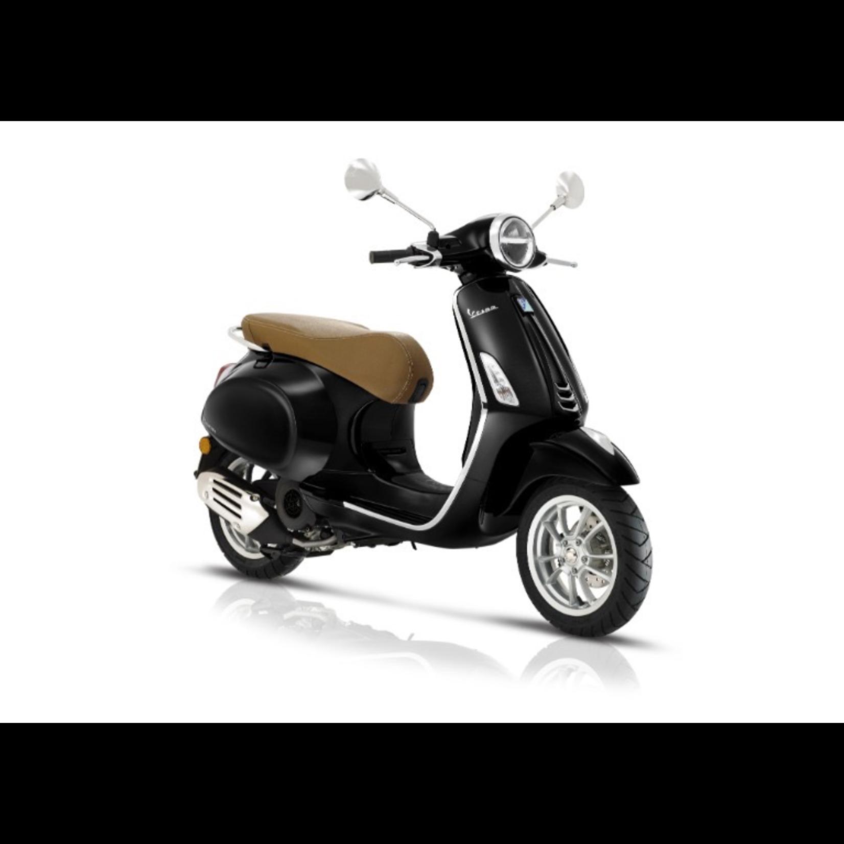 Vehicles Vespa, 2019 Primavera iGET 155cc ABS Black