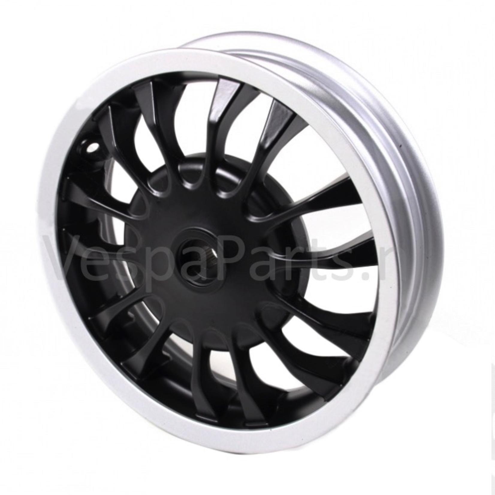 "Accessories Wheel Rim, Sprint/Primavera Black 12"" Rear"