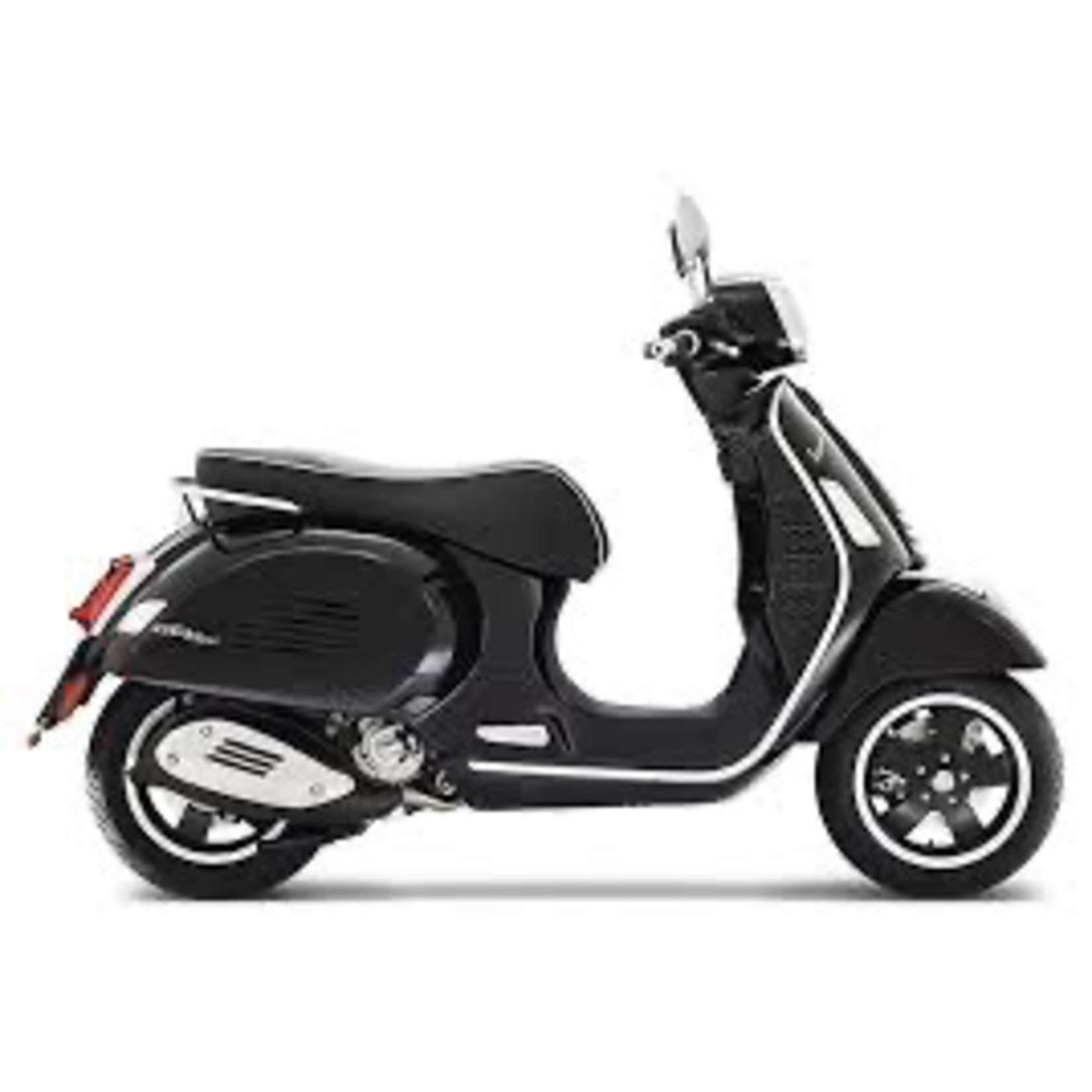 Vehicles Vespa, 2021 GTS300 HPE Super Gloss Black