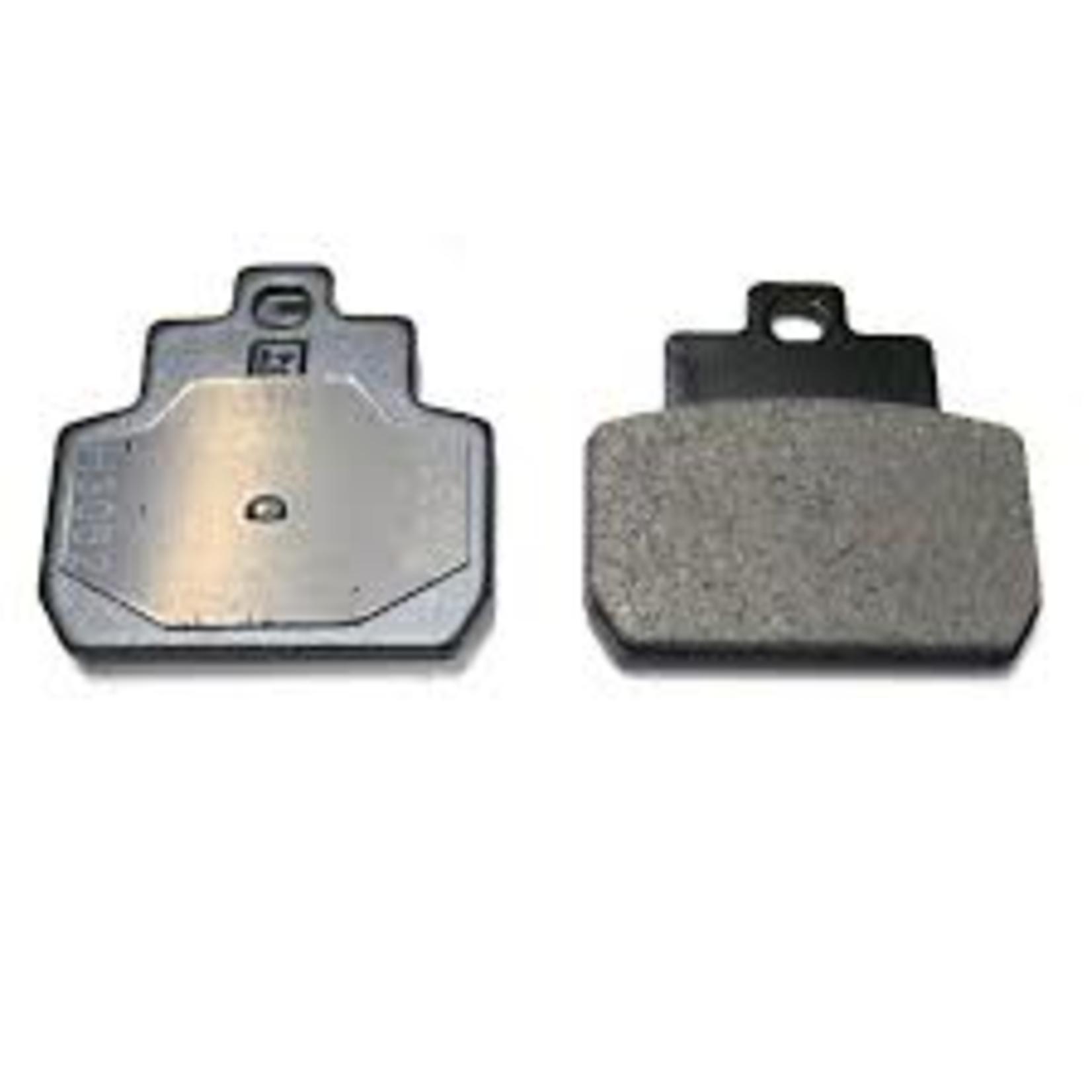 Parts Brake Pads, Rear MP3-250