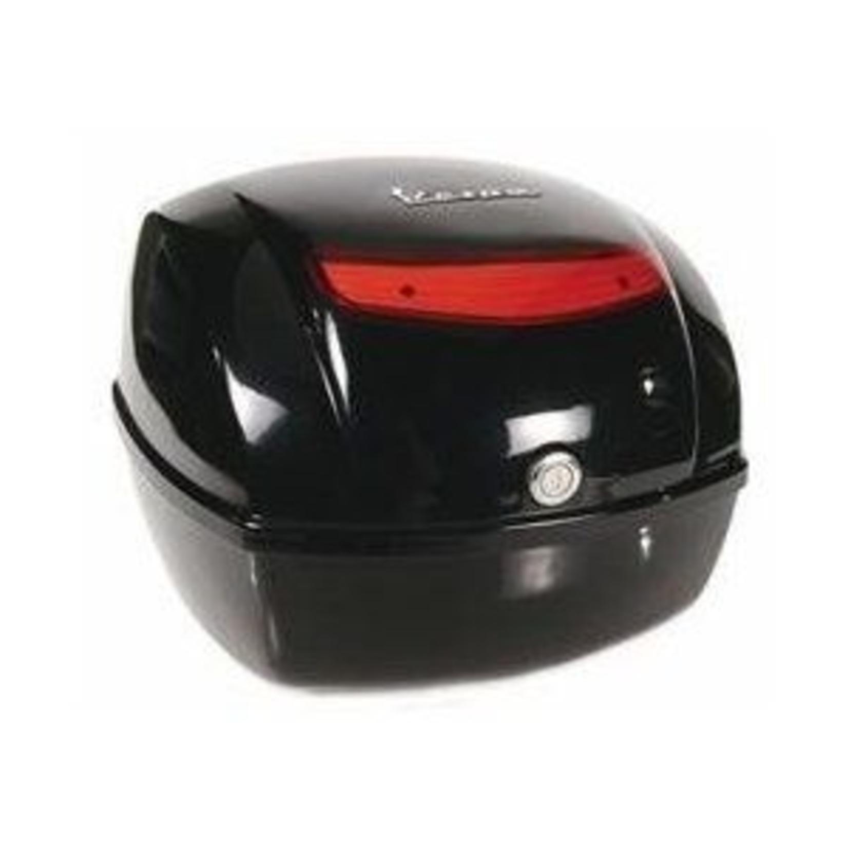 Accessories Top Case, Vespa S/LX  Black 94