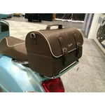 Accessories Top Case Bag, 70Th Anniversary Leather Brown