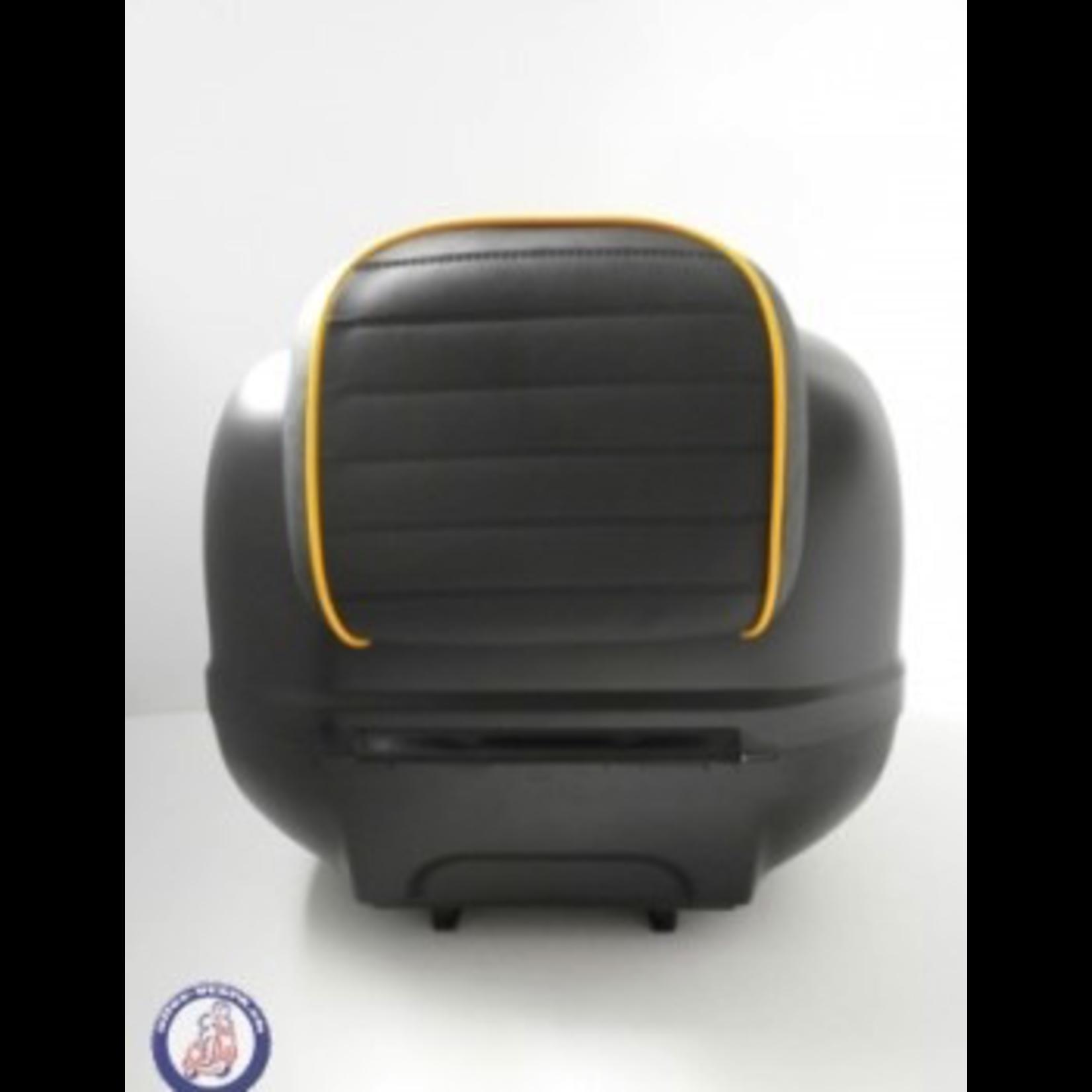Accessories Top Case, GTS 300 Super Sport Matte Black (Orange Piping)