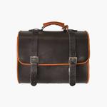 Accessories Top Case, Vespa Leather Bag Black